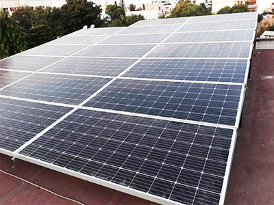 TOURE INSTALLATION SYSTEME SOLAIRE 7,5KW